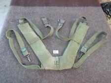 M-1956 Combat Suspenders Vietnam Size Extra Long RARE Originals (XL)