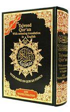Tajweed Quran English Transliteration Color Coded Qur'an