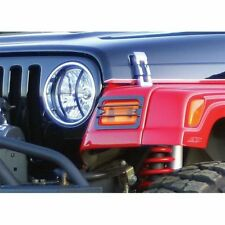 Rampage Exterior Accessories Euro Head Light Guard 86665