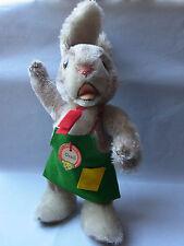 Alt  Steifftier Steiff  Ossili Hase Bunny 33cm Stofftier Schlenkerglieder