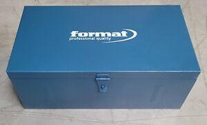 Koffer Stahlblech 830x440x340mm FORMAT