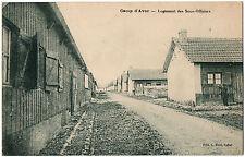 CPA 18 - CAMP D'AVOR (Cher) - Logement des Sous-Officiers (Avord) - Ed. L. Doré