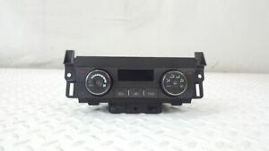 07-11 Buick Lucerne Super A/C Heater Control