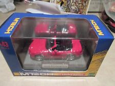 MAZDA MX-5 ROADSTER  Classic Red  1:43 MTECH Limited Edition MIB