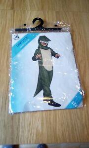 Kids Dinosaur Dress Up Costume Age 7-9 Years