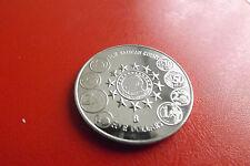 * Liberia 5 Dollars 2004 * Euro Vatikan * ca.33mm. (Schub10)