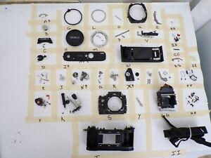 Minolta X-370s Camera Parts