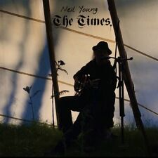 NEIL YOUNG - TIMES NEW CD