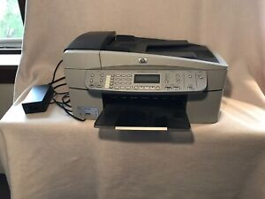 HP OfficeJet, 6210, All-In-One Inkjet Printer