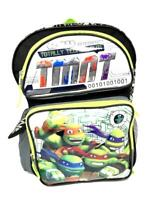 "A05475 Teenage Mutant Ninja Turtles Large Rolling Backpack 16/"" x 12/"""