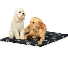 PET FLEECE - (50cm - 9M) - Danish Design Dog Bed dd PawMits Cushion Mat Vet Beds