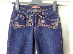 Girls Arden B Jeans, Blue, Size 0, Stretch