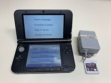 NINTENDO 3DS XL HANDHELD CONSOLE SPR-001 W/ REGULAR SHOW **FULLY FUNCTIONAL**