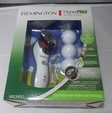 Remington XR1340G Hyper Flex Golf Rotary Shaver and Tailor Made Balls , Gift...