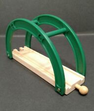 "Thomas The Train Wooden Track Green Bridge 6"" Long"
