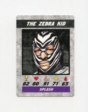 #TN06736 THE ZEBRA KID Territory N Wrestling Card