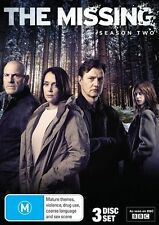 The Missing : Season 2 (3-Disc Set) New & Sealed, Region: 4