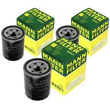 3x Original MANN-FILTER Ölfilter Oelfilter W 610/1 Oil Filter