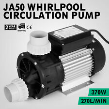 Pumpe Whirlpool SPA JA50 Zirkulationspumpe Filterpumpe Filter 0.5 PS - 370 Watt