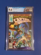 MARVEL SPOTLIGHT #v2 #9 👻CGC 9.6 1st MISTER-E Knull Custom Label Venom🔥 not 3