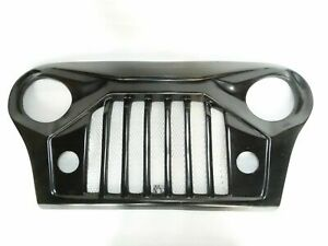 New Mahindra THAR/JEEP Army MM550 Front Grill Gladiator Type #G505 @VT