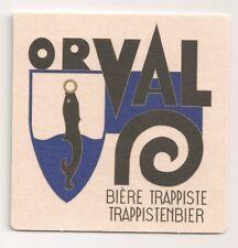 Orval Trappistenbier - Bierdeckel aus Belgien