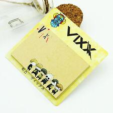 30P VIXX V.I.X.X paper note sticker kpop new P3966