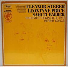 "ELEANOR STEBER  ""Knoxville: Summer Of 1915 Hermit Songs""   Vinyl LP    NM"