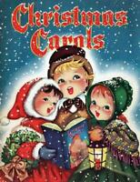 CHRISTMAS, CHILDREN SINGING CAROLS, FRIDGE MAGNET