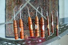 8 Weaverite tools for basketmaking
