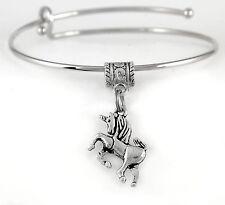 Unicorn bracelet on sale now Unicorn jewelry Unicorn gift Unicorn bangle best