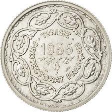 Monnaies, Tunisie, Module de 10 Francs 1955, KM X1 #83963