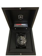 Victorinox Swiss Army Dive Master 500 BLK Titanium LIMITED EDITION No. 241175