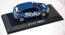 """1/43ème  FIAT STILO TOUR DE FRANCE """" MAILLOT JAUNE """"   -  NOREV référence 771017"""