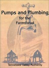 Pumps and Plumbing for the Farmstead, Henderson, E. 9781589635159 New,,