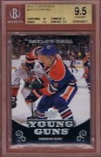 TAYLOR HALL ROOKIE 2010-11 UPPER DECK YOUNG GUNS #219 BGS 9.5 W/10 YG RC 10-11