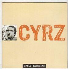 (EY970) CYRZ, Trois Chansons - 2005 DJ CD