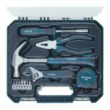 Bosch Hand Tool Kit (Blue, 12 Pcs Accessories Kit From Bosch)