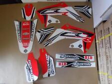 PRO  Team graphics Honda CR125 CR125R  CR250 CR250R 2002 2003 2004 2005 2006 07
