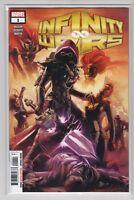 Infinity Wars Issue #1 Marvel Comics (8/1/18 1st Print)