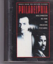 Philadelphia-Music From The Motion Picture minidisc album