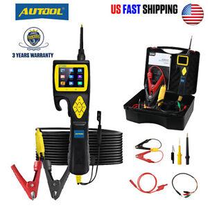 Car Electrical Power Probe Circuit Tester Kit Multimeter Oscilloscope Volt Test