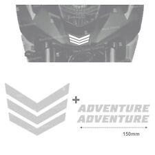 Rifrangente ADESIVO grigio compatibile con NC 700 750 X 11 16 NC750X NC700X