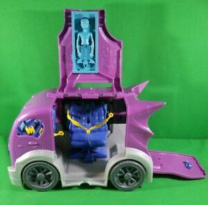 """2016 DC Super Hero Girls Batgirl Mission 11""""  Vehicle Van Only Mattel #DVG94"""