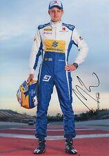 """Marcus Ericsson """"Sauber 2016"""" Autogramm signed 20x30 cm Bild"""