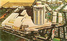 LAS VEGAS NV SANDS HOTEL/CASINO AERIAL VEW  CHROME P/C