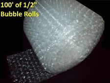 100 Feet Of Bubble Wrap 12 Wide 12 Large Bubbles Perforated Every 12 Big