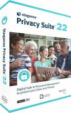 1-year Steganos Privacy Suite 22 License Key for 5 devices