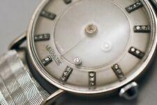 Men's Vacheron Constantin LeCoutre 14-karat gold Mystery Watch w/diamond hours