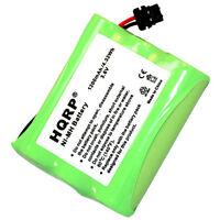HQRP Phone Battery for RadioShack CS00025, 11711991, 23-193
